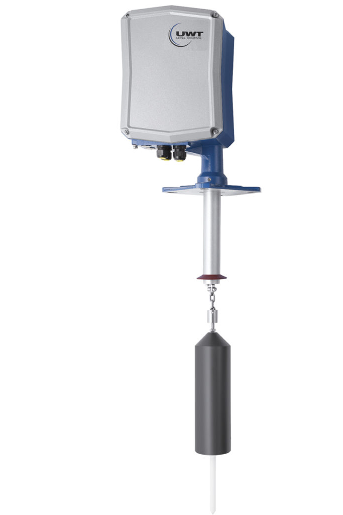 UWT Level Transmitter for Bulk Solids Measurement NB 3200
