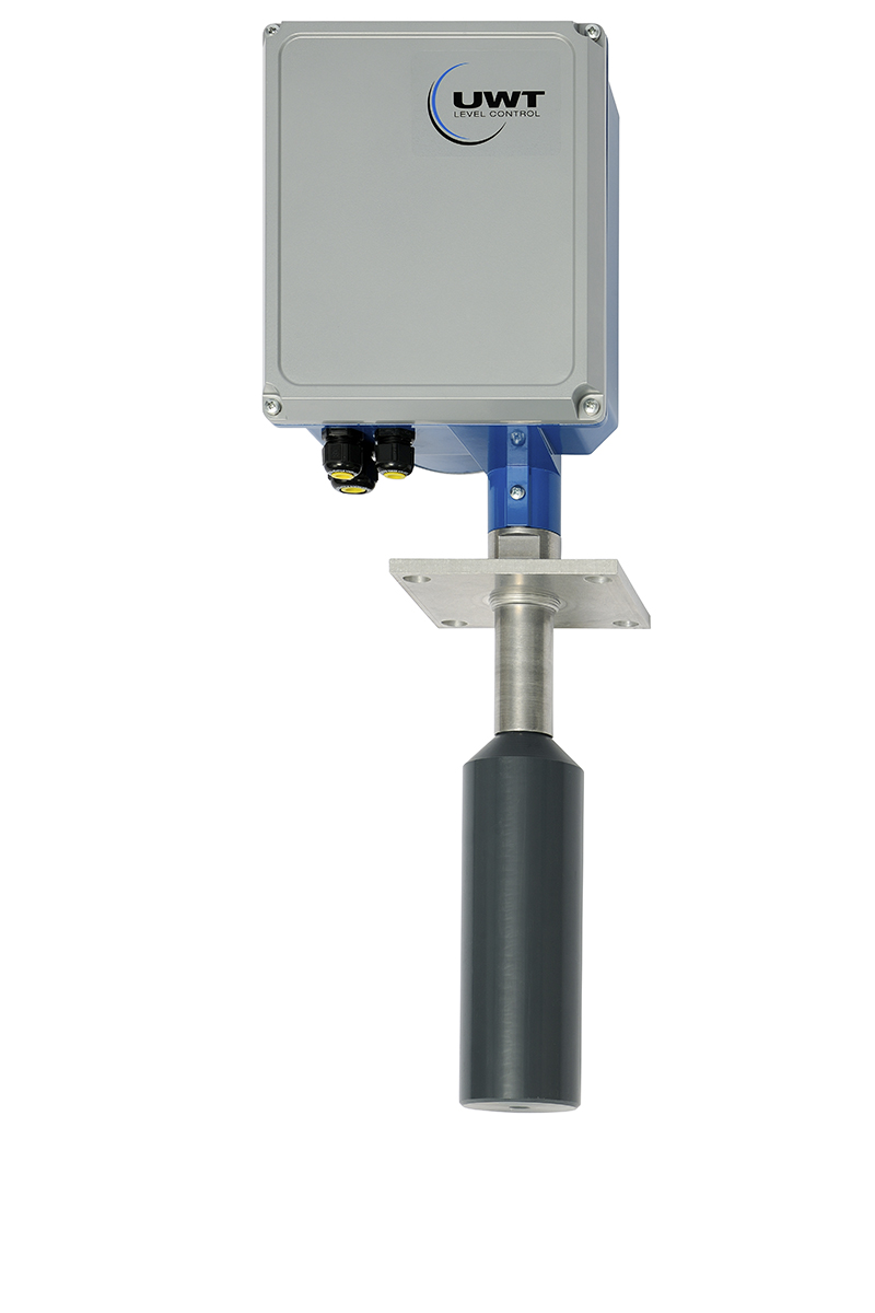 UWT Level Transmitter for Bulk Solids Measurement NB4100