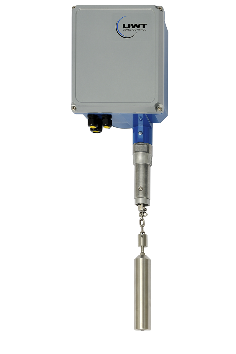 UWT Level Transmitter for Bulk Solids Measurement NB3200 NB4200
