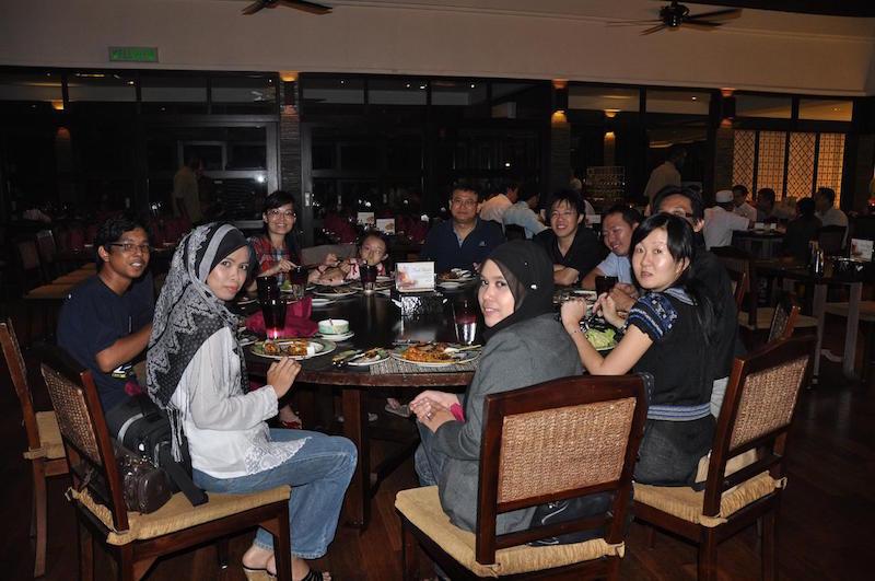 CNN Company Dinner 2011