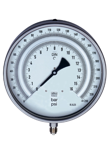 STIKO Pressure standard gauges