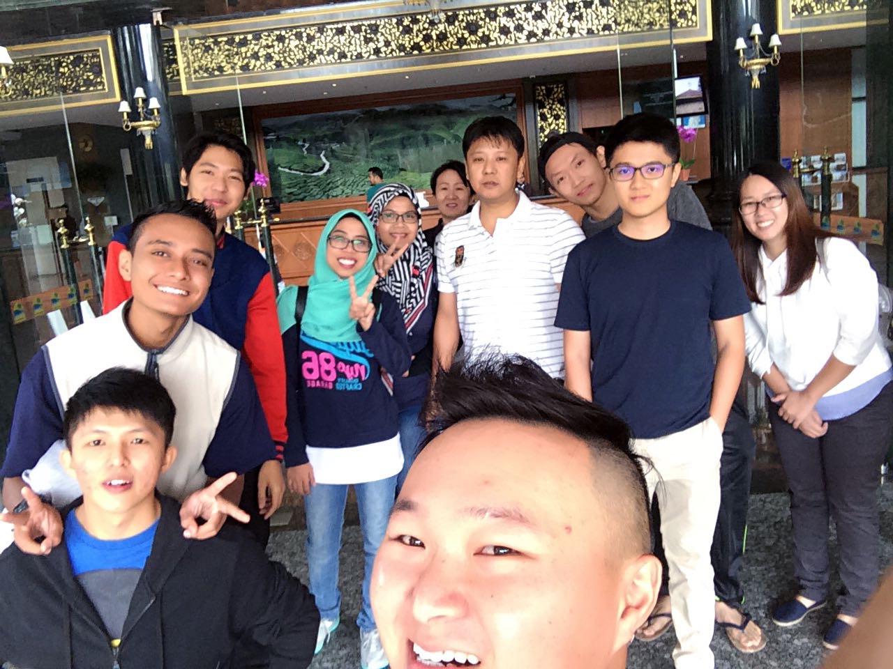 CNN Company Trip 2016